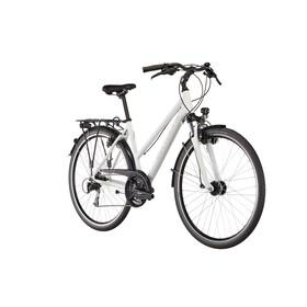 Vermont James Cook - Vélo de trekking Femme - blanc